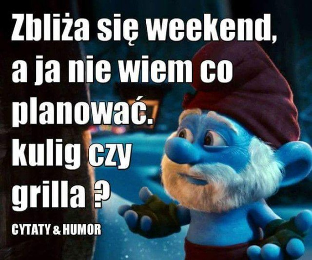 Co Na Weekend Samequizy