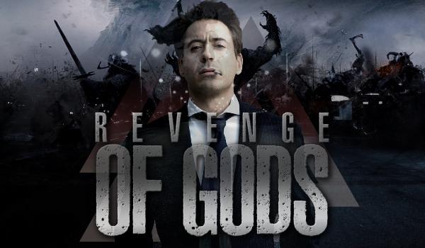 Revenge Of Gods #1
