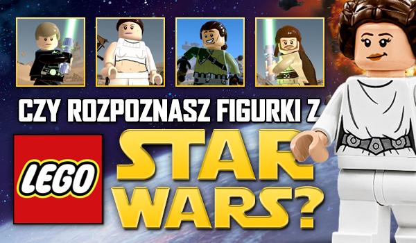 Czy znasz figurki z LEGO Star Wars? – Część 3!