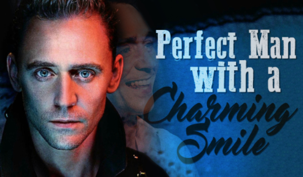 Perfect Man with a charming smile #1