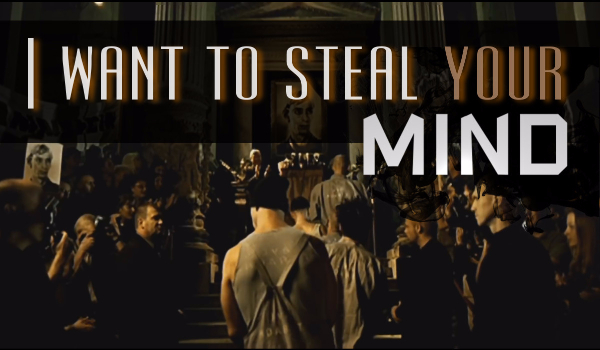 I Want To Steal Your Mind – One Shot