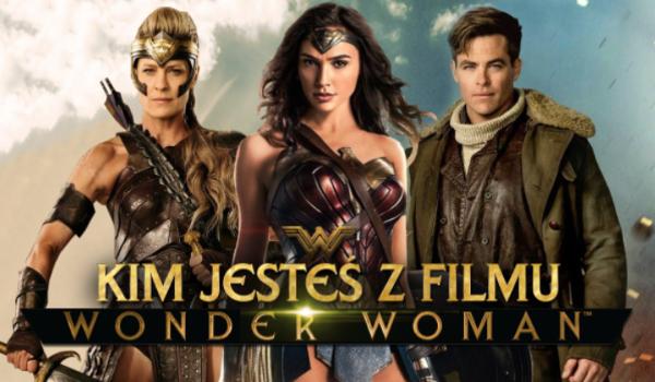 """Kim jesteś z filmu """"Wonder Woman""""?"""