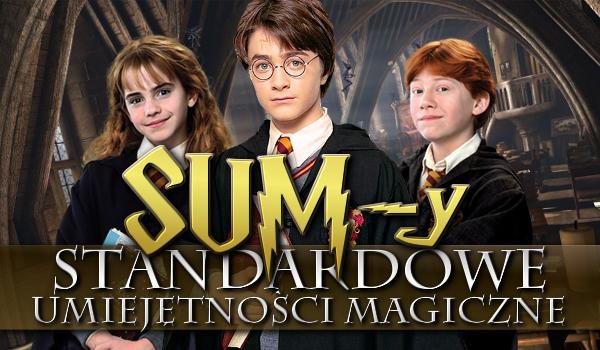 SUM-y: Standardowe Umiejętności Magiczne