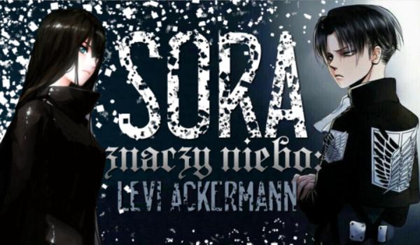 Sora, znaczy niebo: Levi Ackermann #0
