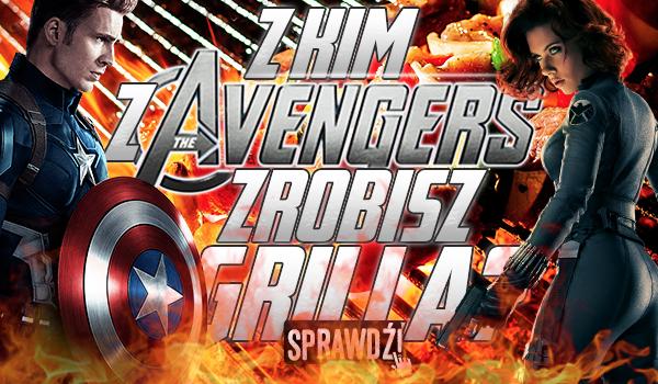 Z kim z Avengers zrobisz grilla?