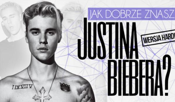 Jak dobrze znasz Justina Biebera? – Wersja Hard!
