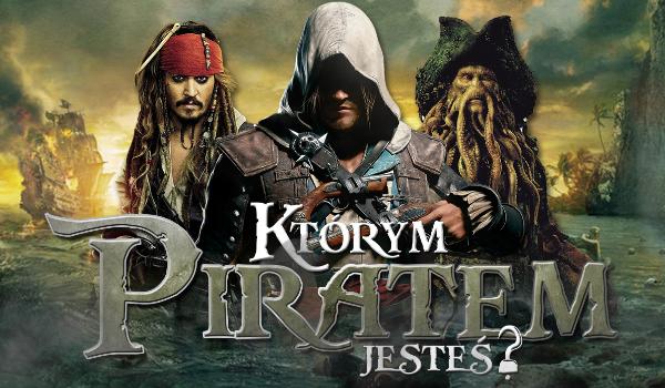 Którym piratem jesteś?