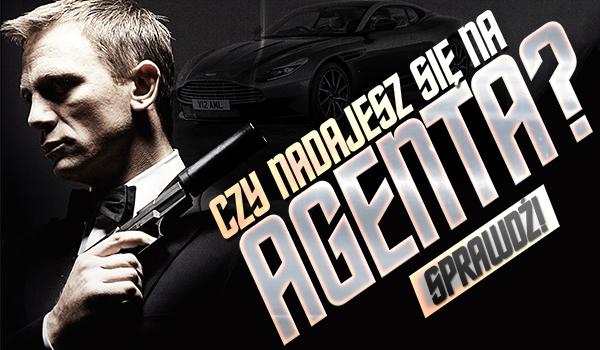 Czy nadajesz się na agenta?