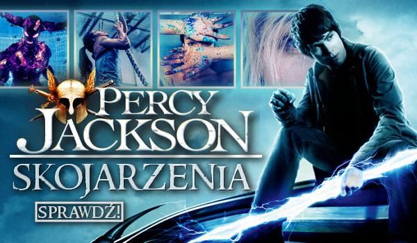Skojarzenia – Percy Jackson!