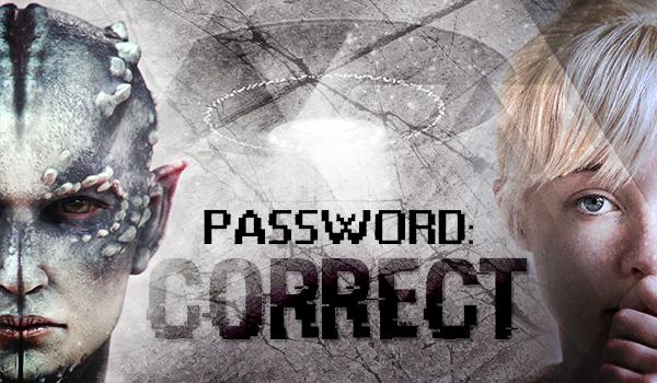 Password: CORRECT #1