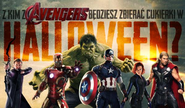 Z którym Avengersem będziesz zbierać cukierki na Halloween?
