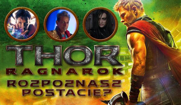 """Czy rozpoznasz wszystkie te postacie z """"Thor: Ragnarok""""? Hard!"""