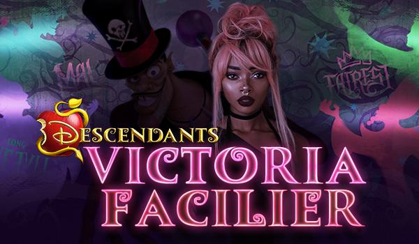 Victoria Facilier – Wyspa Potępionych #1