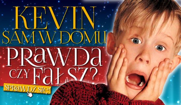 Kevin sam w domu: ciekawostki – prawda czy fałsz?