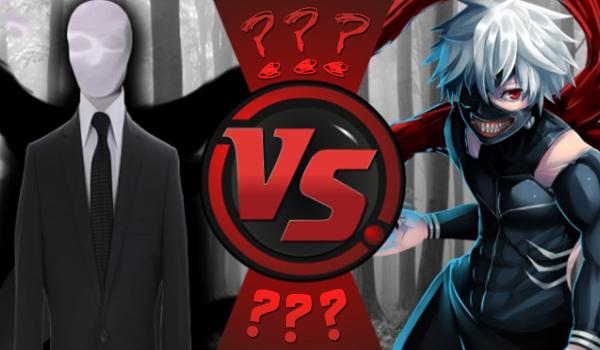 Co lubisz bardziej, Creepypasty czy anime? Spróbuję zgadnąć!