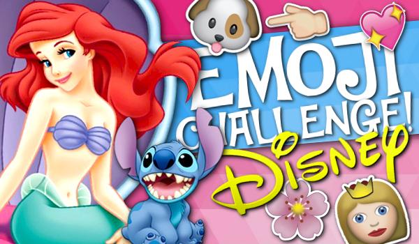 Emoji Challenge: Disney