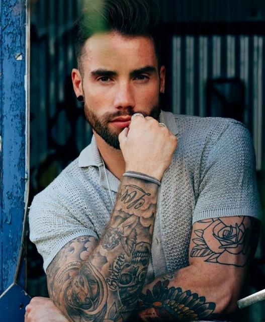 Jaki Tatuaż Do Ciebie Pasuje Wersja Dla Chłopaków Samequizy