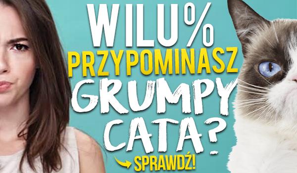 W ilu % przypominasz Grumpy Cata?