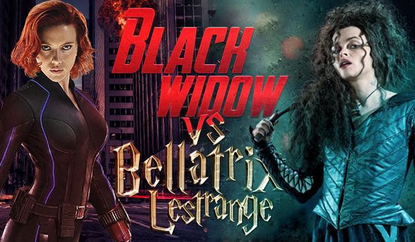 Black Widow vs. Bellatrix Lestrange. Kto wygra pojedynek?