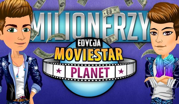 Milionerzy – Edycja MovieStarPlanet!