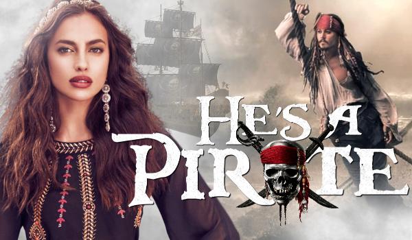 He's a Pirate #1