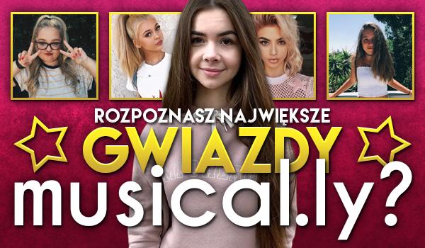"""Czy rozpoznasz największe gwiazdy """"musical.ly""""?"""