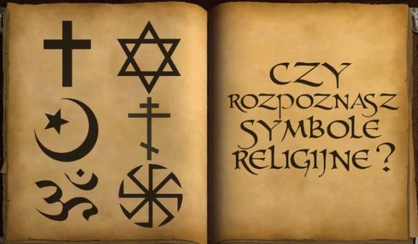 Co to za symbol religijny?