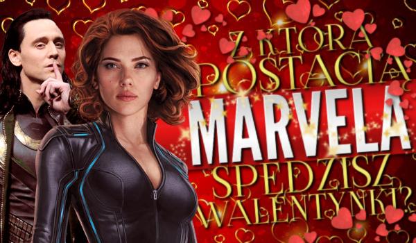 Z którą postacią Marvela spędzisz Walentynki?
