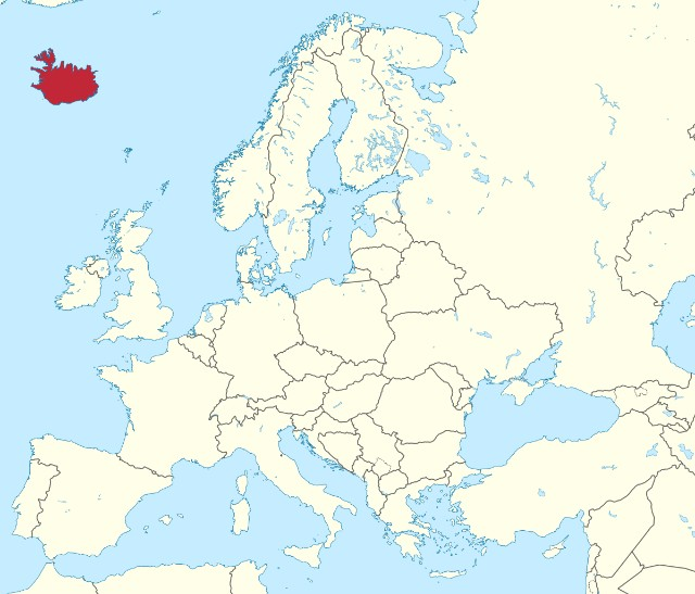 Czy Rozpoznasz Panstwa Zaznaczone Na Mapie Europy Samequizy