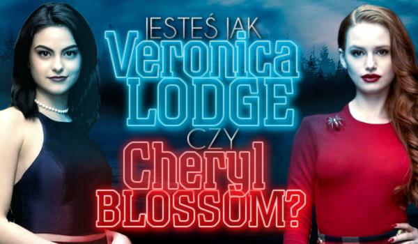 Jesteś jak Veronica Lodge czy Cheryl Blossom?