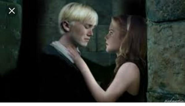 kiedy Ron i Hermiona zaczęli się spotykać