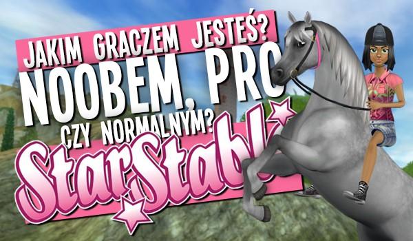 Jesteś noobem, PRO czy normalnym graczem na Star Stable Online?