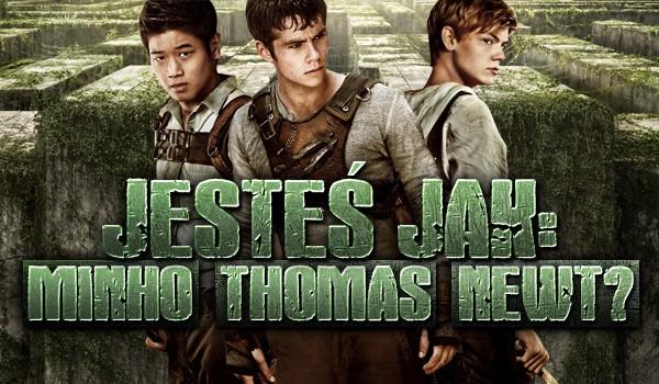 Jesteś jak Thomas, Newt czy Minho?