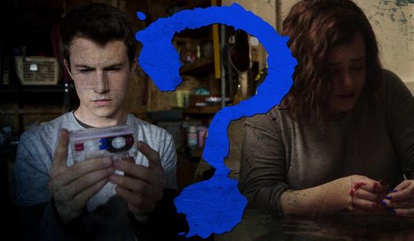 """13 pytań z serii """"Co wolisz?"""" dla fanów """"Thirteen Reasons Why""""!"""