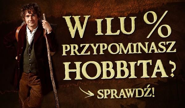 W ilu % przypominasz hobbita?