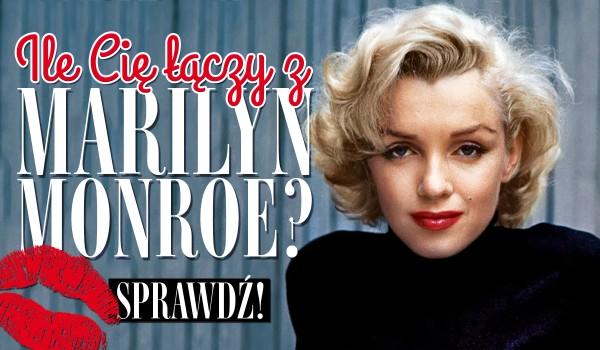 Ile Cię łączy z Marilyn Monroe?
