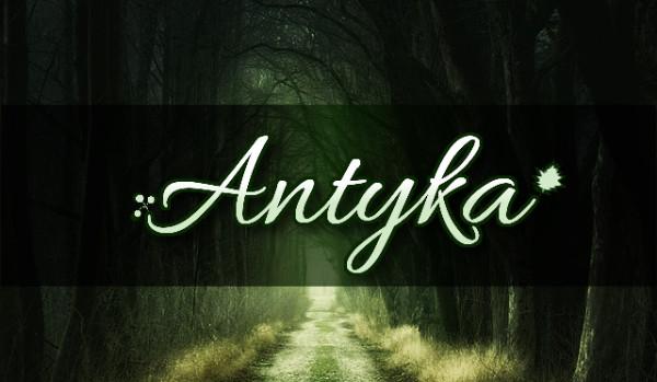 Antyka #One Shot