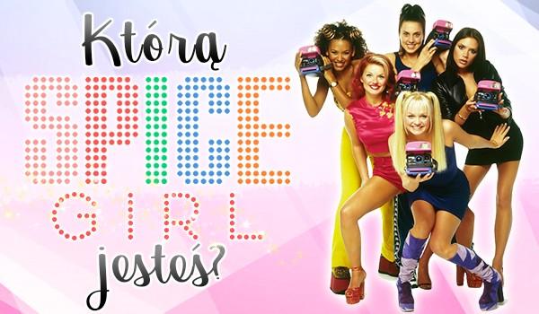 Którą Spice Girl jesteś?