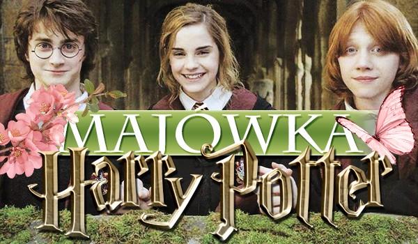 Majówka – Harry Potter