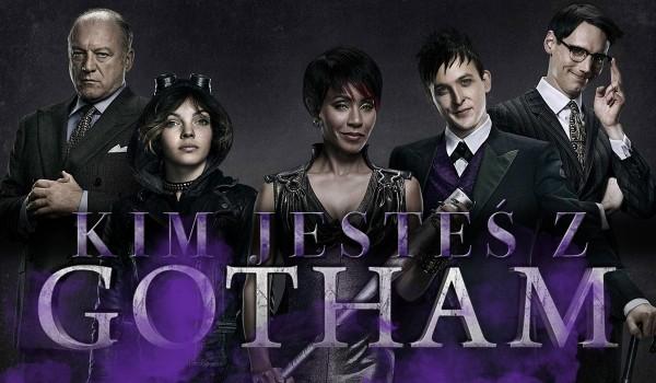 """Którą postać z """"Gotham"""" przypominasz?"""