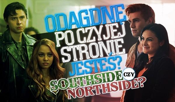 """Odgadnę po czyjej stronie jesteś? – """"Riverdale""""!"""