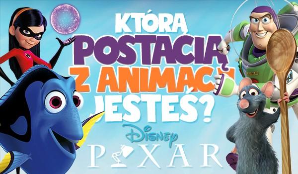 Którą postacią z animacji Pixara jesteś?