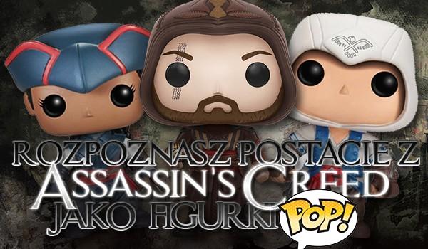 """Czy rozpoznasz te postacie z """"Assassin's Creed"""" jako figurki Funko Pop?"""