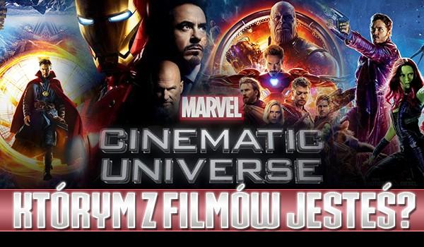 Którym z filmów Marvel Cinematic Universe jesteś?
