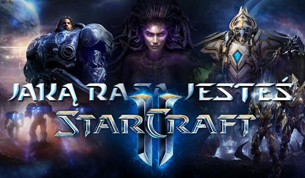 """Jaką rasą ze """"StarCrafta II"""" jesteś?"""