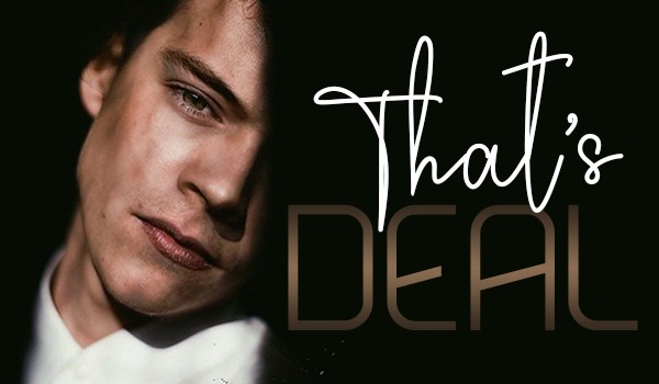 That's deal – Prolog