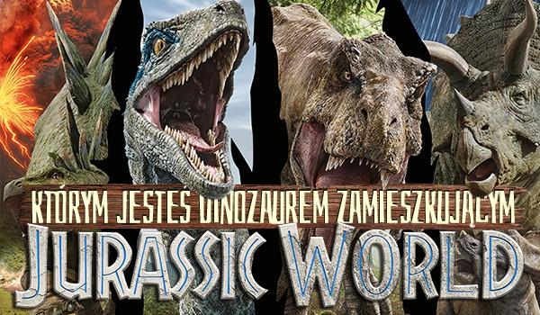 Którym dinozaurem żyjącym w Parku Jurajskim jesteś?