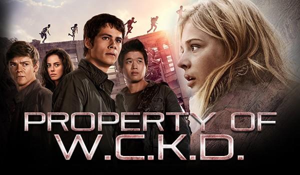 PROPERTY W.C.K.D #Prolog