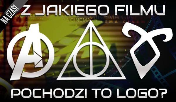 Z jakiego filmu pochodzi to logo? Test na czas!