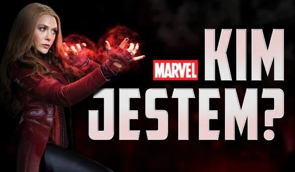 Kim jestem? – Marvel